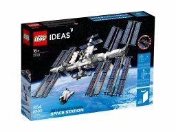 LEGO 21321 Ideas Międzynarodowa Stacja Kosmiczna