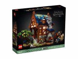 LEGO Ideas 21325 Średniowieczna kuźnia