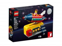 LEGO 40335 Zabawkowa rakieta kosmiczna
