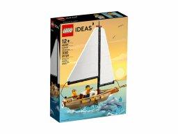 LEGO 40487 Ideas Przygoda na żaglowcu
