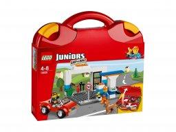 LEGO Juniors Walizeczka do zabawy samochodami 10659