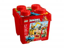 LEGO Juniors Plac budowy 10667