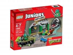 LEGO Juniors 10669 Jaskinia Żółwia