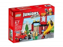 LEGO Juniors Alarm pożarowy 10671