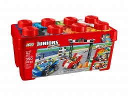 LEGO 10673 Wyścigi samochodowe