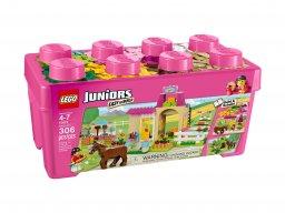 LEGO Juniors Farma z kucykiem 10674