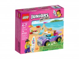 LEGO Juniors Wycieczka na plażę