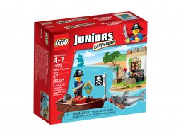 LEGO 10679 Juniors Poszukiwanie skarbu piratów
