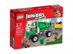LEGO 10680 Juniors Śmieciarka