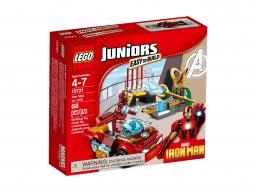 LEGO 10721 Juniors Iron Man kontra Loki