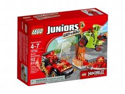 LEGO 10722 Juniors Starcie z wężem