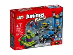 LEGO Juniors 10724 Batman™ i Superman™ kontra Lex Luthor™