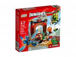 LEGO 10725 Juniors Zaginiona świątynia