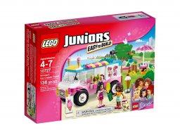 LEGO 10727 Juniors Furgonetka z lodami Emmy