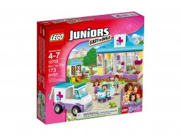LEGO Juniors 10728 Lecznica dla zwierząt Mii