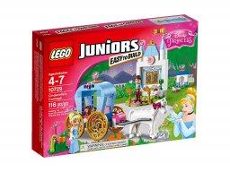 LEGO 10729 Juniors Kareta Kopciuszka