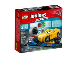 LEGO Juniors 10731 Symulator wyścigu Cruz Ramirez