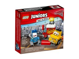 LEGO 10732 Juniors Punkt serwisowy Guido i Luigiego