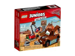 LEGO Juniors 10733 Składowisko u Złomka
