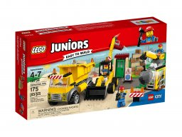 LEGO Juniors 10734 Rozbiórka