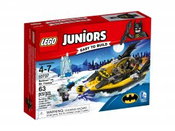 LEGO Juniors 10737 Batman™ kontra Mr. Freeze™