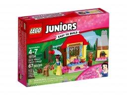 LEGO Juniors Leśna chata Królewny Śnieżki 10738