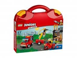 LEGO 10740 Juniors Patrol strażacki