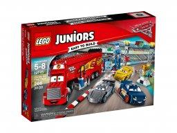 LEGO 10745 Juniors Finałowy wyścig Florida 500