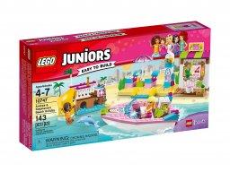 LEGO 10747 Juniors Wakacje na plaży