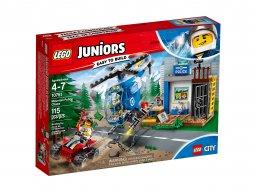 LEGO Juniors Górski pościg policyjny 10751