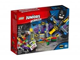 LEGO 10753 Juniors Atak Jokera™ na jaskinię Batmana