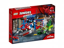 LEGO 10754 Spider-Man kontra Skorpion
