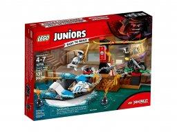 Lego 10755 Juniors Wodny pościg Zane'a