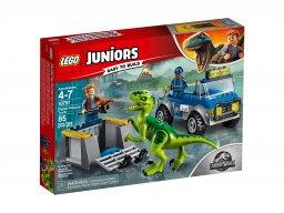 LEGO 10757 Juniors Na ratunek raptorom