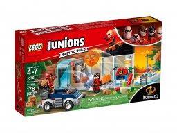 LEGO 10761 Juniors Wielka ucieczka z domu