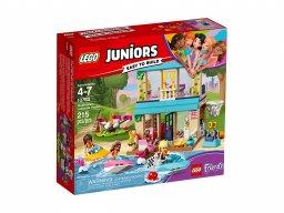 Lego Juniors Domek nad jeziorem Stephanie