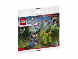 LEGO Jurassic World Gallimimus Trap 30320