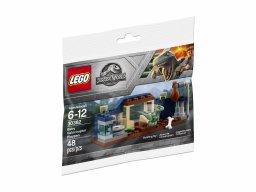 LEGO Jurassic World™ Baby Velociraptor Playpen