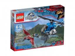 LEGO 75915 Jurassic World™ Pojmanie pteranodona