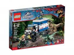 Lego 75917 Jurassic World™ Szaleństwo raptora