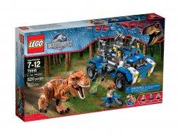 LEGO 75918 Jurassic World™ Tropiciel tyranozaura