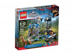 Lego 75920 Jurassic World™ Ucieczka raptora