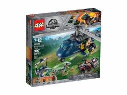LEGO Jurassic World™ 75928 Pościg za śmigłowcem