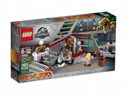 LEGO 75932 Jurassic World™ Pościg raptorów