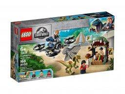 LEGO Jurassic World™ Dilofozaur na wolności 75934