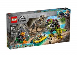 LEGO 75938 Tyranozaur kontra mechaniczny dinozaur