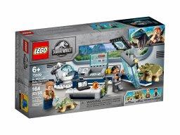 LEGO Jurassic World™ Laboratorium doktora Wu: ucieczka młodych dinozaurów 75939