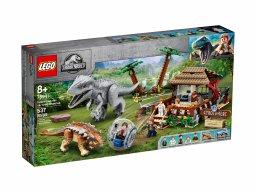 LEGO 75941 Jurassic World™ Indominus Rex kontra ankylozaur