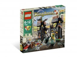 LEGO 7187 Kingdoms Escape from Dragon's Prison