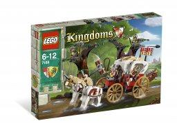 LEGO 7188 Kingdoms King's Carriage Ambush